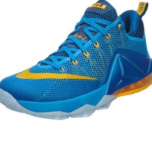 Nike | Lebron 12 Low Entourage Men's Sneakers